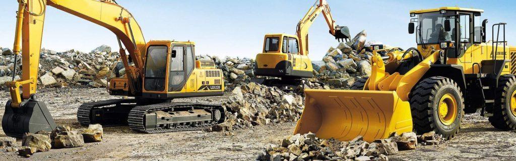 строителни машини