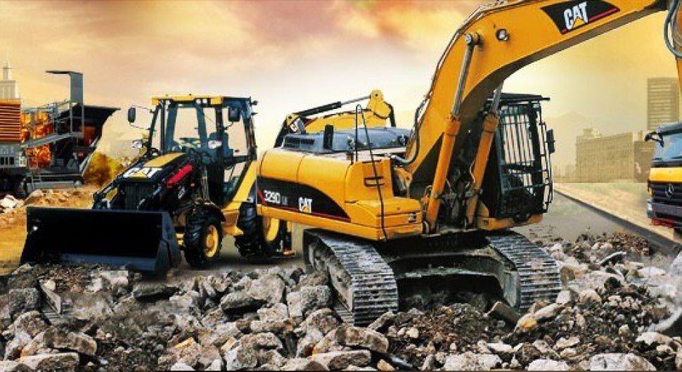 строително оборудване