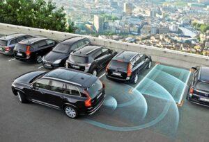 автоматична система за паркиране